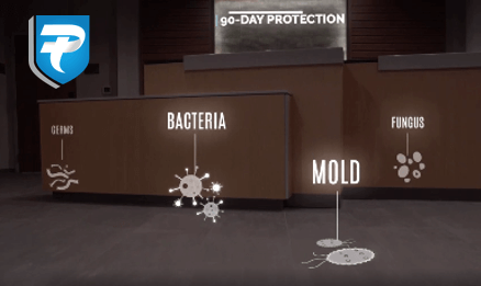 PRO-Techs 90-Day Germ Shield, Partners with SDI Quality to Help Reduce Microbial Spread